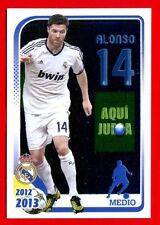 REAL MADRID 2012-2013 Panini - Figurina-Sticker n. 114 - ALONSO -New