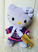 Build A Bear Sanrio Hello Kitty Smallfrys Purple Plush Scarf Dress Snowflake