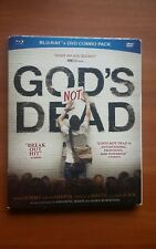 Gods Not Dead (Blu-ray Disc, 2014, 2-Disc Set)