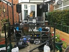 More details for mobile disco equipment i good working order