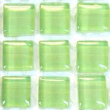 81 murrini verre cristal tuiles de Mosaïque - FRAIS Vert