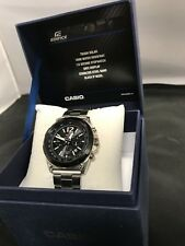 Casio Men's EFR-545SBDB-1W Edifice Tough Solar Watch 0026