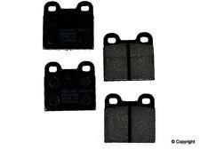 Disc Brake Pad Set-Textar Rear,Front WD Express 520 00301 375