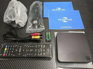 Dune HD SmartBox 4K, Compact 4Kp60 HDR Media Player, Smart TV box **US Seller**