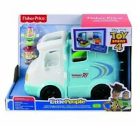 Fisher Price Little People Toy Story 4 Jessie's RV