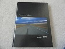 2002 Washington High School Yearbook from Sioux Falls, South Dakota