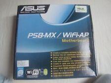 100% new asus P5B-MX-WIFI-AP SOCKET 775 DDR2 (by DHL or EMS) #j1688