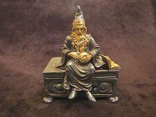 Vintage Wizard Magician Collectible Trinket Box 1998 by Vandor