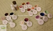 Luminaire Air Dry Paints Deluxe Master Set for Reborn Baby Doll Painting