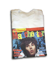 Madchester Tshirt Ian Brown Bez Shaun Ryder Stone Roses Happy Sizes S - 6XL