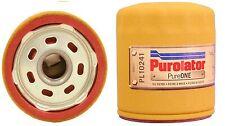 Engine Oil Filter-PureOne Oil Filter Purolator PL10241
