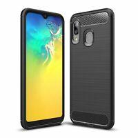 Samsung Galaxy A20e Étui Coque Téléphone Portable Protection Pochette de Noir