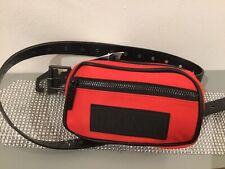 Dkny Travel Junction Bag Red / Black Belt, Waistbag, Kidney, Money DKNY LARGE L