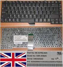 CLAVIER QWERTY UK  ADVENT 7048 7035 7081 7105 7109 NSK-E084N 99.N3782.84N *NEW*