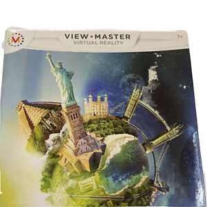 Pack Destinations Virtual Reality Experience NYC London Chichen Itza View Master