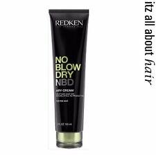 Redken No Blow Dry NBD Airy Cream 150ml