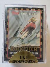 The Rocketeer 1991 Disney Movie TOPPS FULL 99 CARD SET Sealed