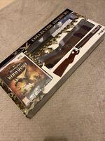 😍 nintendo wii / wii u remington bird hunt edition collector neuf blister tir