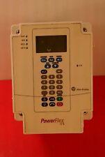 Allen-Bradley Powerflex 70 AC Drive 20AD8P0C3AYNNNNN 5HP 3PH 460V. 1C