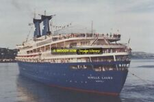 rp12389 - Italian Liner - Achille Lauro - photo 6x4