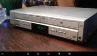 Sweet Panasonic PV-D4744S DVD/VCR Combo VHS Player/Recorder DVD Player