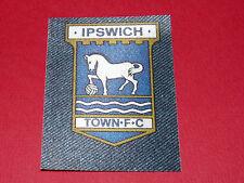 PANINI FOOTBALL 1978 ECUSSON JEAN DENIM IPSWICH TOWN TRACTOR BOYS ENGLAND