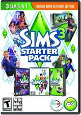The Sims 3 Starter Pack  PC 2013  *Great Deal*