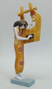 Die Poesie GUSTAV KLIMT Skulptur Parastone Museumsedition KL27 Figur