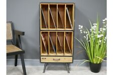 Industrial Slim Retro Style Storage / Filing Cabinet