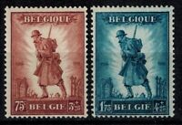 Timbres de Belgique ref COB N° 351 --> 352  Neuf **,  MNH