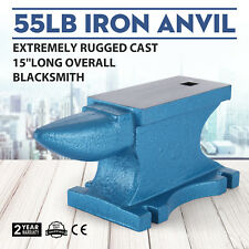 ANVIL Extremely Rugged Round Horn 55 LB Steel  Cast Iron US Stock Fast