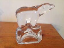 Sculpture Crystal Scandinavian Art Glass