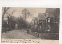 Westfield Road South Hayling Hampshire 1905 Postcard Lawrence 648b