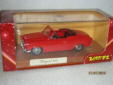 Peugeot 403 cabrio Verem 313  1: 43  MINTB