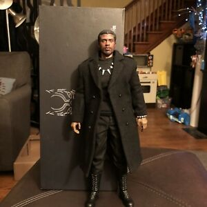 Marvel King T'Challa Black Panther 1/6 Figure SL Custom Chadwick Boseman *MINT*