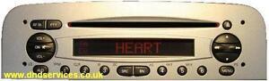 Alfa Romeo Refurbished Stereo Radio CD Player -  937   147