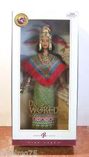 2004 Princess of Ancient Mexico Barbie Dolls of the World NRFB (Z128)
