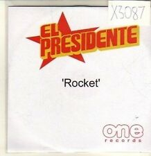 (CP719) El Presidente, Rocket - DJ CD