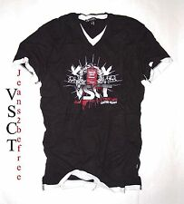 T-Shirt by Selected VSCT *Double Collar black & white*Limited Edition* Gr.S *NEU