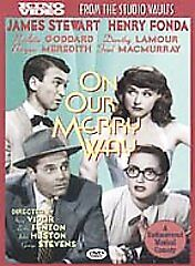 On Our Merry Way (DVD, 2000) New Sealed