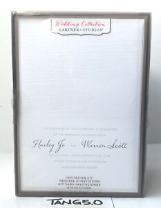 New Wedding Collection 50 Printable Invitations 50 Response Cards w/ Envelopes