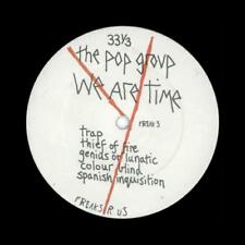 Pop Group The - We Are Time NEW CD