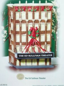 christmas in the city lot dept 56 new