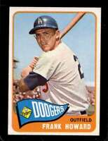 1965 TOPPS #40 FRANK HOWARD VGEX DODGERS *XR27730