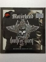 MOTORHEAD Death Or Glory 180g SILVER VINYL LP RECORD STORE DAY 2018 MINT RSD