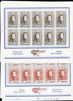 Belgium Stamps # B883-91 Lot of 50 XF OG NH Stamp Sets Scott Value $325.00
