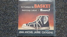 """Jean MICHEL JARRE-OXYGENE IV and vi 7"""" SINGLE FRANCE FIRST COVER"""