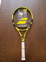 Babolat Pure Aero JR 26 yellow/black grip 0
