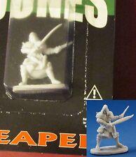 Reaper 77093 Bones Drago Voss Male Assassin Dual-Wield Rogue Ranger Thief Hero