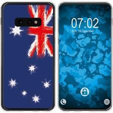 Case für Samsung Galaxy S10e Silikon-Hülle WM Australien M2 Cover